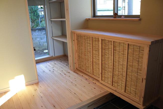 葦戸のシューズボックス