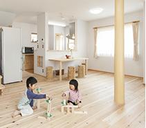 大地震から家族を守るTIP構法