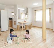 大地震から家族を守るTIP工法